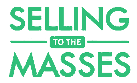 selling to the masses logo