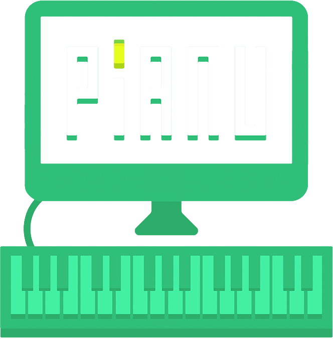 get started learning piano online with Pianu