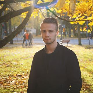 Image of Swedish pianist Jakob Olsson