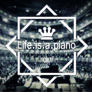 Cover photo from Instagram  pianist Life is a Piano