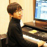 Image of young pianist Yohan Kim